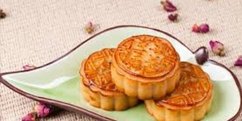 大厨美食讲座系列:中秋佳节做月饼