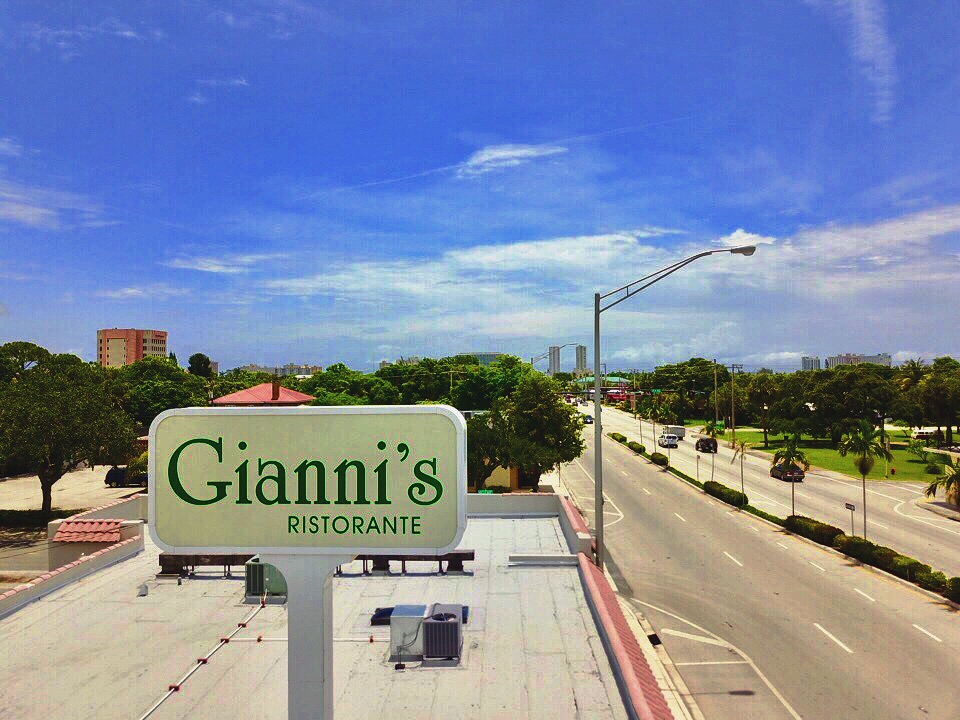 Atlantic Blvd View