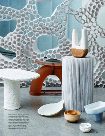 Publication in Elle Decoration, NL