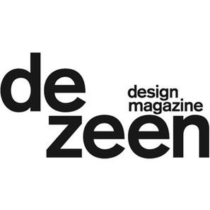 Publication in De Zeen magazine