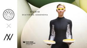 Ekaterina Semenova X Creative Food Studio