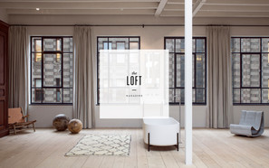 Ekaterina Semenova collaborating with Loft Amsterdam