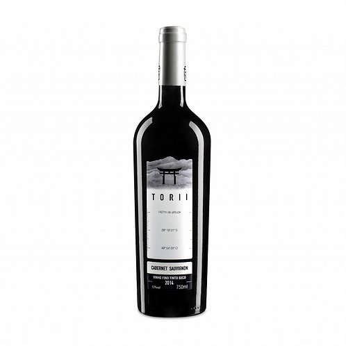 Vinho tinto Torii Cabernet Sauvignon (375ml)