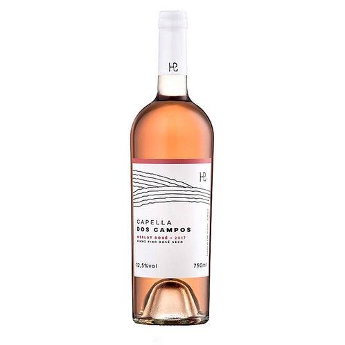 Vinho Rose Capella dos Campos