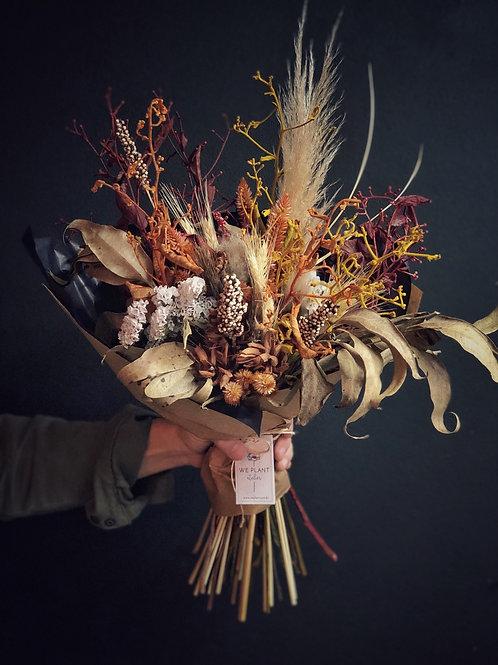 Buquê We Plant de flores secas (escolha o tamanho e cores)