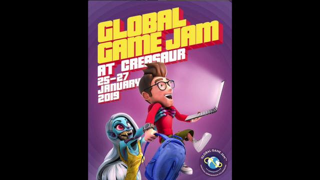Global Game jam 2019 @ creasaur