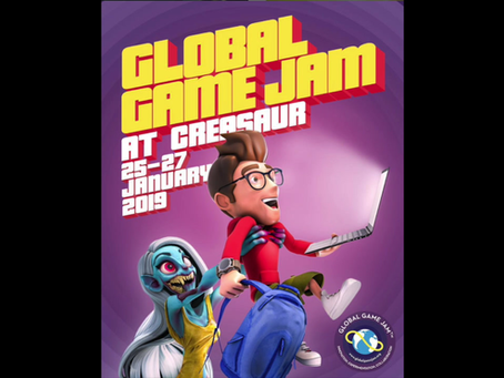Global Game jam 2019 @ creasaur