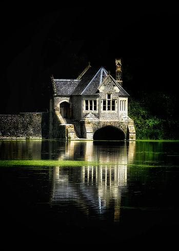 Tortworth Boathouse