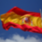 барселона, испания, флаг