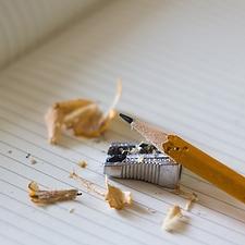 черновик, писатель, работа над ошибками