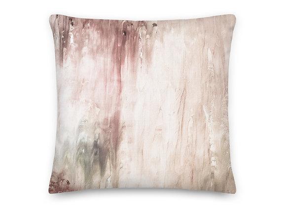 Marble Print Pillow