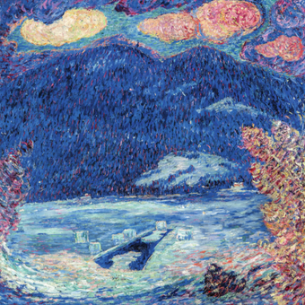 Marsden Hartley's Maine: Mountains and People, Sited and Abstract