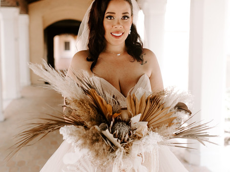 Master Certified Wedding Planner Feature: Yasmine Colón