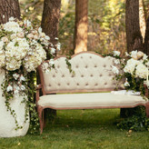 Luxury Wedding Decorations With Bench, C