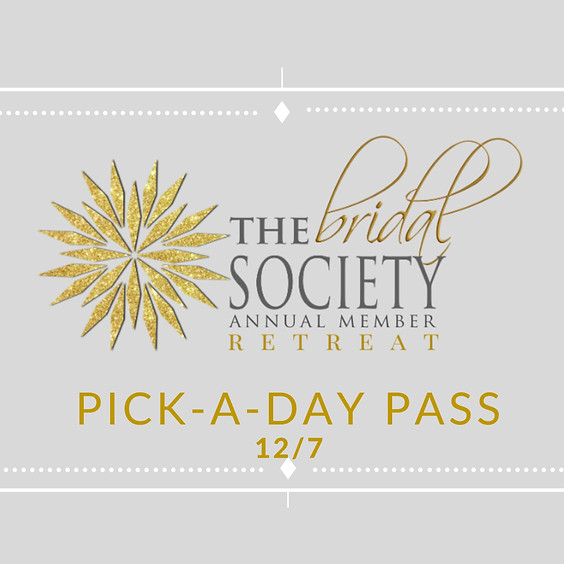Pick-A-Day Pass for 12/07/21
