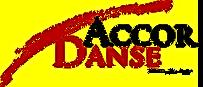 Logo Studio de danse AccorDanse