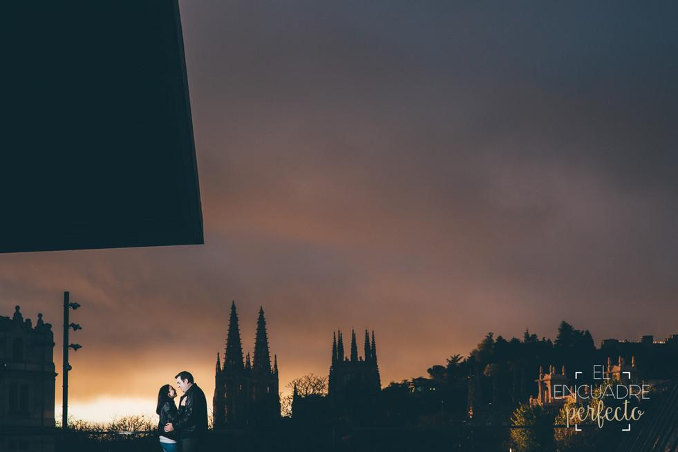 Reportaje Pre Boda en Burgos - Angel y Maria