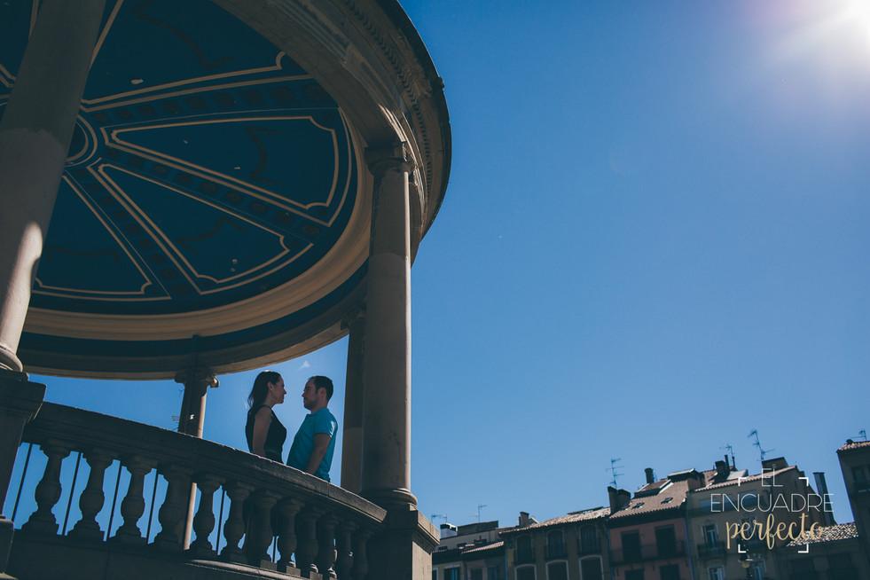 Pre Boda en Pamplona - Iñigo y Leticia