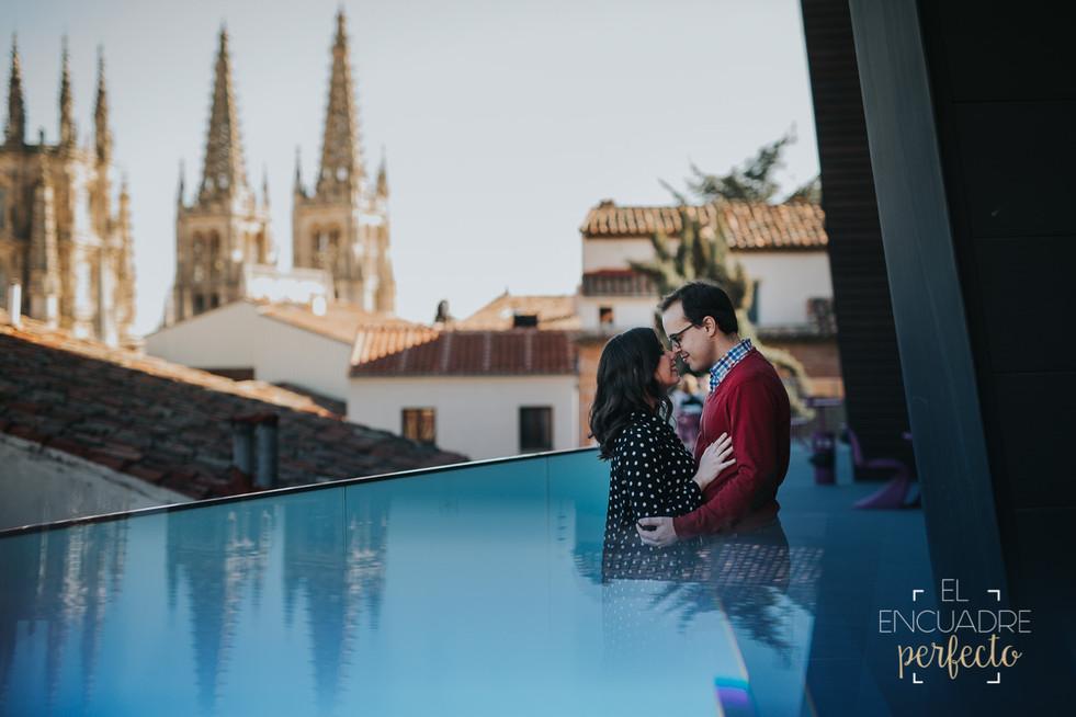 Preboda en Burgos - Maria Jose y Pablo