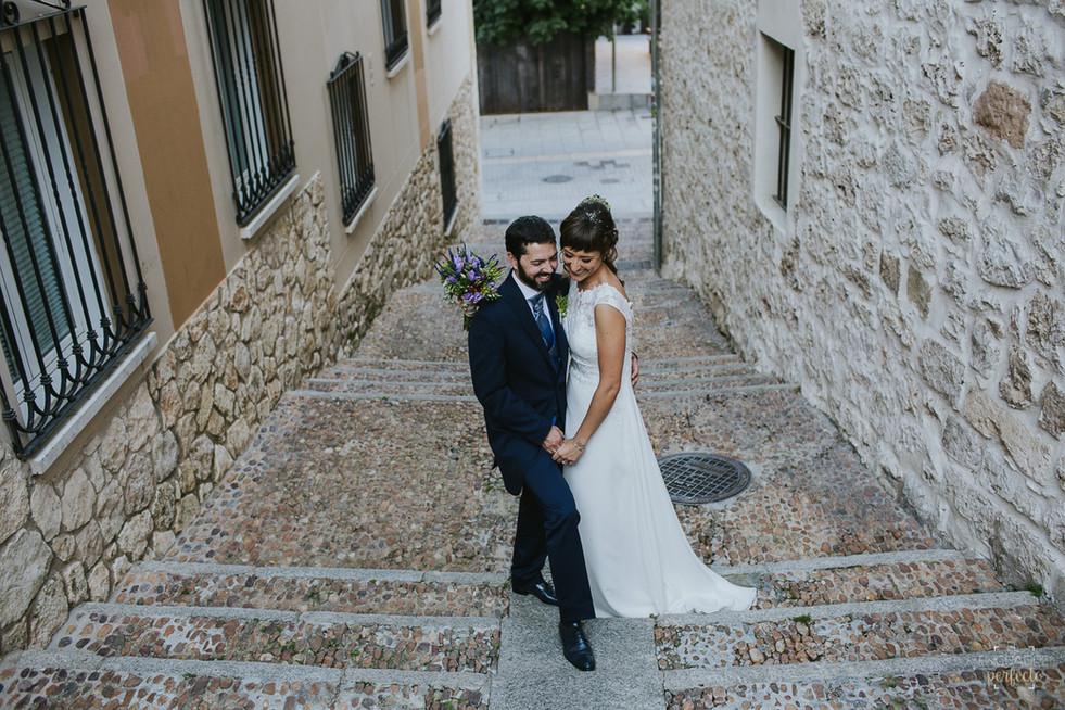 Reportaje Fotos Boda en Burgos - Sandra y Javier