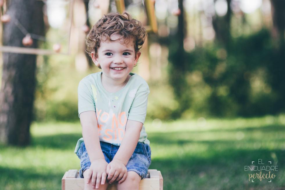 Reportaje Fotos Infantil Burgos - Adrian