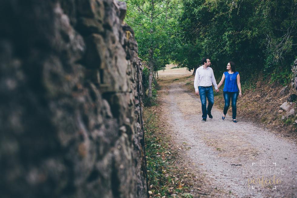 Reportaje Preboda en Palencia - Bea y Diego
