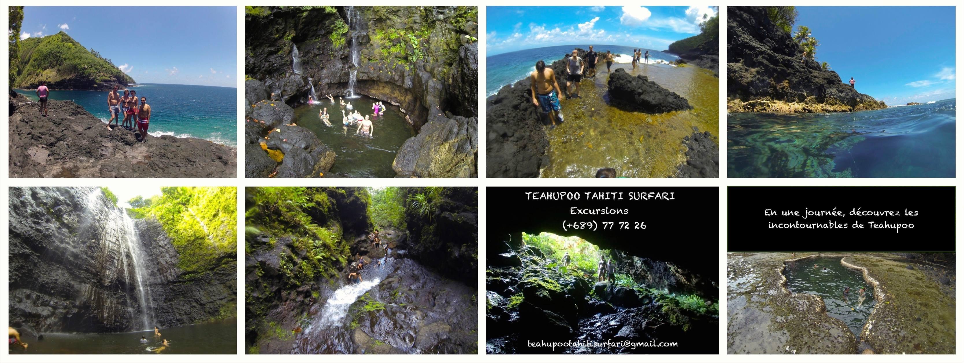 Teahupoo activities