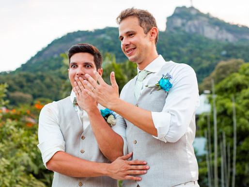 Get Married in Rio - Casamento à dois no estilo boêmio e carioca de casar