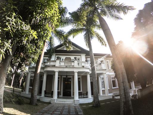 Elegância e Luxo - Reinauguração da Villa Philippe em Santa Teresa