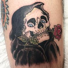 jd crowe reaper