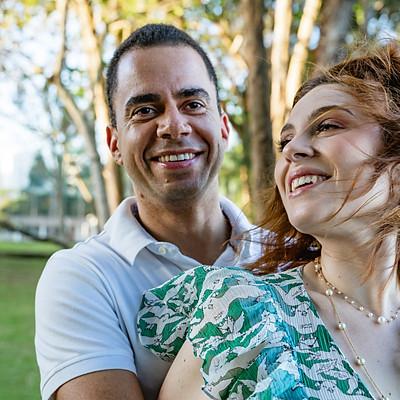 Pré-wedding Eder e Rebecca