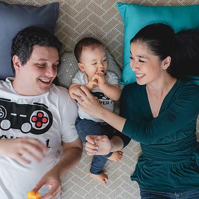 Felipe 9 meses