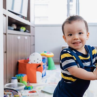 Felipe 12 meses