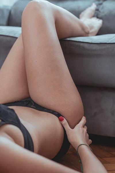Ensaio sensual / boudoir