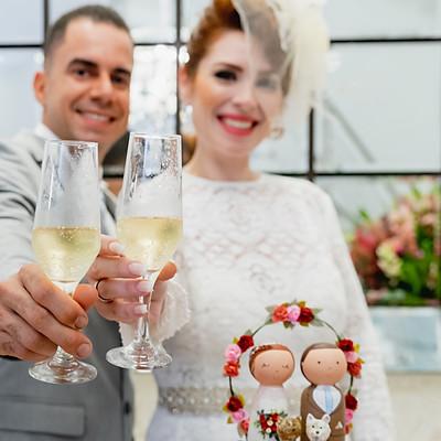 Casamento Rebecca & Eder