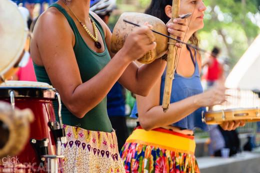 Banda Aroeira - Feira Orgânica da Glória 2017