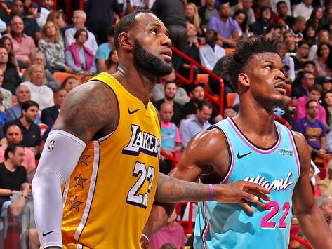 Band transmite primeiro jogo das finais da NBA entre Lakers e Heat nesta quarta-feira (30)