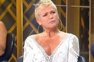 Xuxa ignora Eduardo Costa em amigo secreto da Record