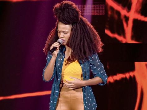 Alissan enfrenta racismo e sexismo, mas não abandona música; conheça baiana que brilhou no The Voice