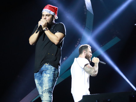 Jorge e Mateus confirmam show no Festival Virada; dupla se apresenta dia 30