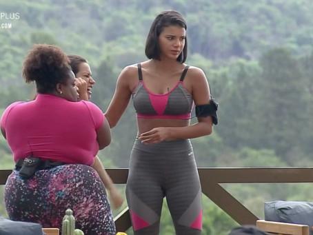 Em briga, Mirella e Luiza Ambiel partem pra cima de Raissa Barbosa; veja vídeo