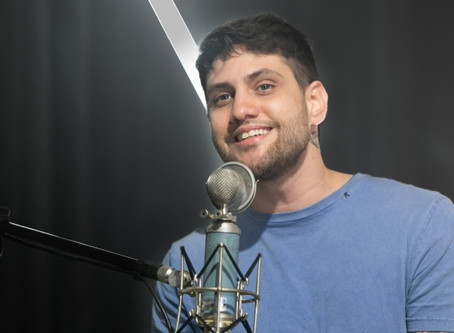 Com produção de Davi Moraes, Jammil prepara primeiro single com Rafael Barreto