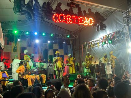 Cortejo Afro divulga Margareth Menezes como próxima convidada