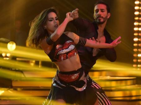 Pérola Faria vence quarta edição do Dancing Brasil
