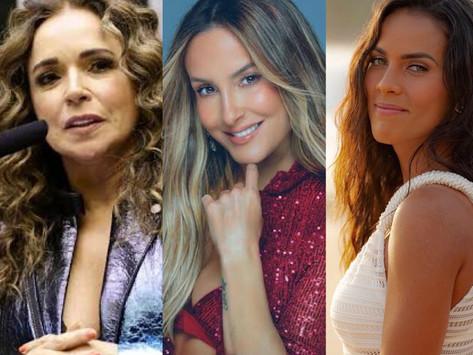 IH, MIGA: Daniela Mercury, Claudia Leitte e Ju Moraes! Confira os lançamentos da semana da Bahia