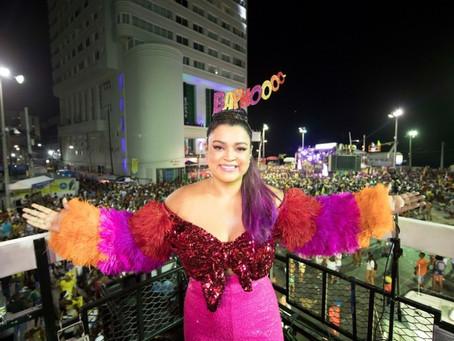 EXCLUSIVA: Preta Gil comandará Bloco da Preta na terça de Carnaval para o folião pipoca