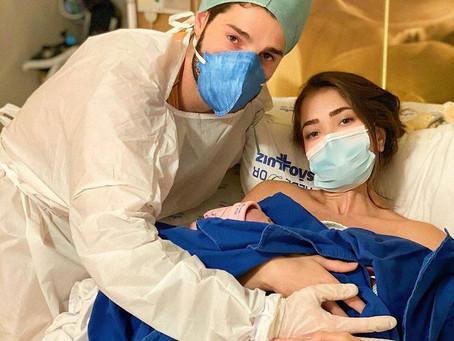 Após complicação por COVID, filha de Alok e Romana nasce de forma prematura: 'um milagre'
