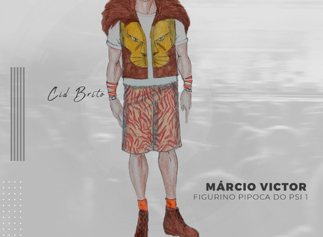 Confira os figurinos de Márcio Victor para o Carnaval de Salvador