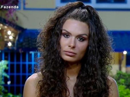 Fernanda Mendigata é eliminada com 90% dos votos