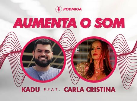 """Carla Cristina lança música nova e comenta união no Axé Music: """"empresários não queriam"""""""